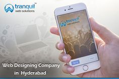 Web designing company in Hyderabad http://www.tranquilwebsolutions.com/