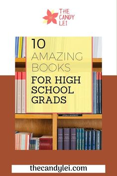 These are my favorite books for high school graduates to help them transition into adulthood, college life, and beginning to stand on their own. Student Jobs, Student Life, High School Students, Back To School Hacks, Going Back To School, Middle School, Graduation Gifts For Guys, Gifts For Your Boyfriend, College Life