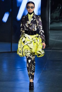 Fall 2014 RTW Kenzo Collection