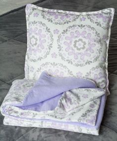 Sew an Easy Baby Blanket