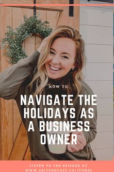 OMG, the Holidays are HERE, like literally, HERE, so how should you navigate it? Should you take time off? Should you work straight through? Should you launch or stay quiet? What should you do with your business during the holidays?!? Lets dive in.
