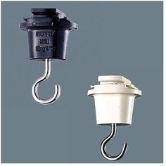 Amazon | パナソニック(Panasonic) 照明器具配線 ショップライン 吊りフック 黒 DH8543B | 電源供給器 | 産業・研究開発用品