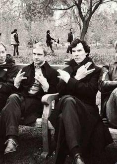 Sherlock BBC best cast!