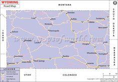 South Carolina Road Map | South Carolina | Pinterest | Highway map ...
