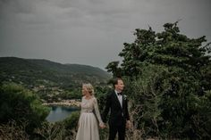 This Fort George Croatia Wedding is Where Rustic Meets Chic