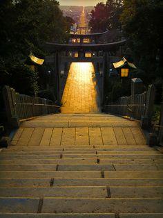 Miyajidake Shrine, Japan