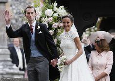 Prachtige Pippa straalt op het huwelijk van het jaar - Het Nieuwsblad: http://www.nieuwsblad.be/cnt/dmf20170520_02891623?_section=66257000