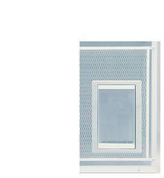 7 x 11.25 Flap Size Medium Ideal Pet Doors Screen Guard Pet Door