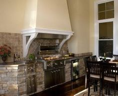 Image result for outdoor room kitchen ideas