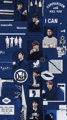 Our exo is the bestt K Wallpaper, Trendy Wallpaper, Wallpaper Iphone Cute, Galaxy Wallpaper, Kpop Exo, Exo Chanyeol, Exo Lockscreen, Music Backgrounds, Exo Members