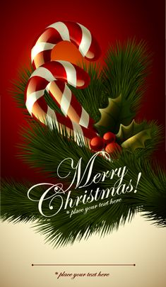 Merry Christmas Wallpaper, Merry Christmas Pictures, Merry Christmas Greetings, Vector Christmas, Illustration Noel, Christmas Illustration, Christmas Scenes, Christmas Mood, Christmas Ornaments