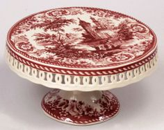 Gorgeous cake stand...Ooh imagine the fun tea parties with this on the table!