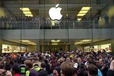 Apple lidera lista da Fortune de empresas mais admiradas
