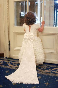 Luxury couture for little kids, girls and boys Christening Gowns, One Design, Product Launch, Couture, Luxury, Wedding Dresses, Kids, Shopping, Collection