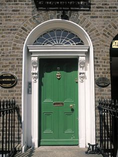 Here's another older style door, that we are thinking could be enhanced by adding a  Timber Composite Door.  See more about designing a Timber Core Door and enhancing your home at http://www.timbercompositedoors.com #timbercompositedoors #solidor #greendoors