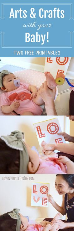 """Another holiday means another """"first"""" for our little Ten Ten. It is Tenley's 1st Valentine's Day! I have to admit, celebrating baby's """"firsts"""" never gets o…"""