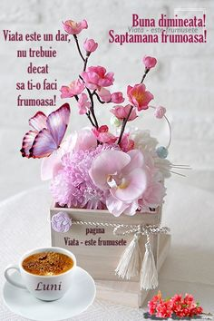Good Morning, Place Cards, Place Card Holders, Day, Motivation, Decor, Buen Dia, Decoration, Bonjour