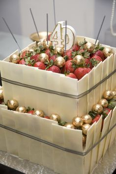 Gallery - By Word of Mouth Word Of Mouth, Strawberry, Cakes, Fruit, Words, Gallery, Cake Makers, Roof Rack, Kuchen