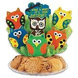 What a Hoot! Birthday Cookie Bouquet!