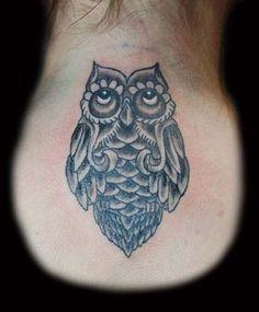 owl tatoo patterns | Unique Traditional American Tattoos Tattoos Owl - Free Download Tattoo ...