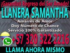 REGRESO A SU SER AMADO HOY MISMO! CONSULTA CON LA SAMANTHA LA LLANERA VIA WHATSAPP +573203222216 Bogotá - Clasiesotericos Colombia