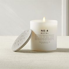 Here/'s To Your Ultimate Yumminess Virgin Coconut Soy Eco-Friendly Wooden Wick Luxe Hand-Poured Candle 50 HR Burn Time