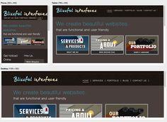 build a responsive WordPress theme