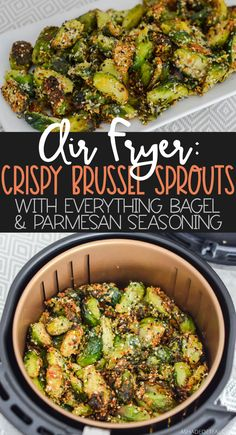 Air Fryer Oven Recipes, Air Frier Recipes, Air Fryer Dinner Recipes, Vegetable Recipes, Vegetarian Recipes, Cooking Recipes, Healthy Recipes, Chili Recipes, Little Lunch