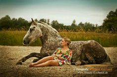 Nothing like just sitting back with your horse!
