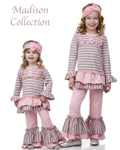 Madison Collection by One Posh Kid Fall 2014 Harajuku, Ruffle Blouse, Fall, Kids, Collection, Women, Style, Fashion, Autumn