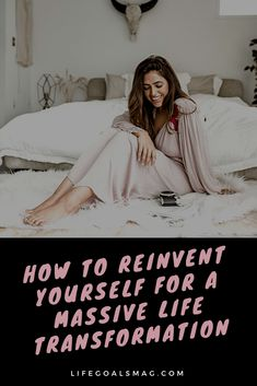how to reinvent your