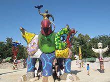 Niki De Saint Phalle | Wikipedia