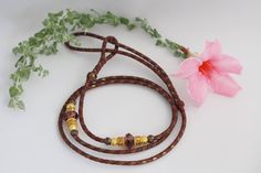 Brandy, Whiskey & Bronze kangaroo show lead with Gold & Maroon beads Lead lenght Lead width Lead has core for added strenght. Lead has been hand braided and beveled for smooth finish and beauty. Kangaroo, Whiskey, Bronze, Beads, Trending Outfits, Unique Jewelry, Handmade Gifts, Gold, Etsy