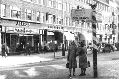 Schiedam, Broersvest 1950