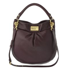 Marc by Marc Jacobs Classic Q Hillier Hobo in Cardamom Brown