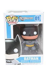 BATMAN - DC Comics Pop! Heroes Vinyl Figure toy Dark Knight NEW NIB http://r.ebay.com/9P3OEu