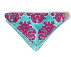 Dog accessories dog bandana Girl dog bandana by ElegancebyElesha