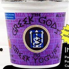 FIG Yogurt! I love the Greek Gods Yogurt brand and they have