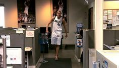 """If you missed the Dirk documentary """"Wurzburg To WorldWide: How Dirk Became DIRK"""" You can now watch the entire doc right now on our website! Click on the pin to see it!"""