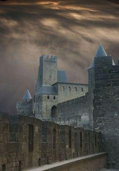 Medieval, Dewar Castle, Scotland photo via angel