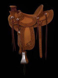 2013 Traditional Cowboy Arts Association > Rick Bean