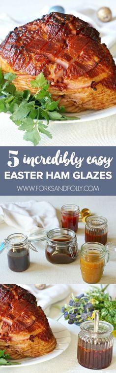 An easy Easter ham r