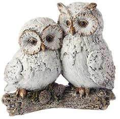 "RAZ Imports - 6.5"" Owls On Branch"
