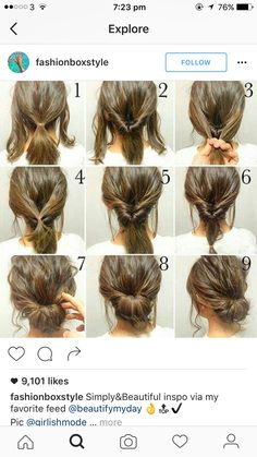 Quick Hairstyles For Work Hairstyles Image Tpvu Up Hairstyles, Pretty Hairstyles, Quick Easy Hairstyles, Quick Updo, Office Hairstyles, Natural Hairstyles, Easy Wedding Hairstyles, Quick Hairstyles For School, Teenage Hairstyles