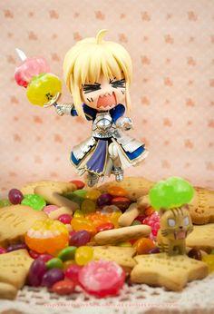 Photos › Put MY candy BAAAACK!!! - MyFigureCollection.net (Tsuki-board.net)
