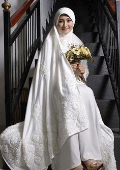 21 Best Gaun Pengantin Muslimah Nikahnyacom Images