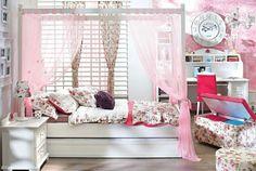 Doğtaş - Secret Garden serisi yatak odası takımı / http://www.dogtas.com.tr/