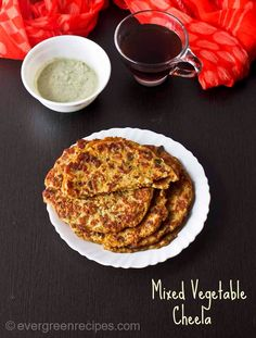 How To Make Vegetable Cheela