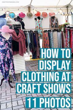 900 Booth Ideas Craft Show Displays Fair