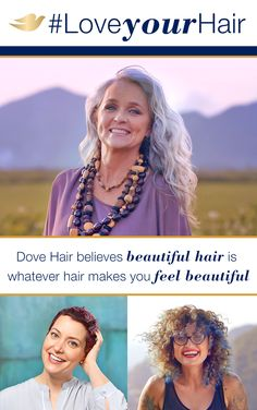81% of women say that the hair they see in advertisements and the media makes them feel badly about their own. Dove Hair believes it's time to celebrate the beauty of all hair and redefine beautiful hair forever. Join us at Pinterest.com/DoveHair. #LoveYourHair